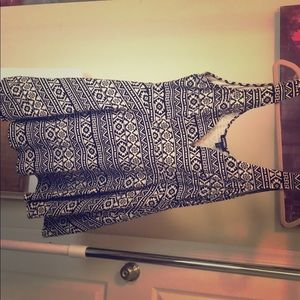 Express romper large worn once